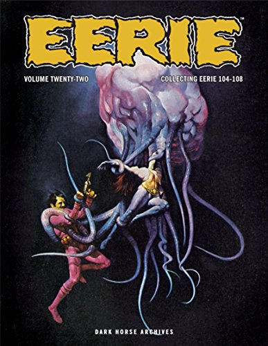 Price comparison product image Eerie Archives Volume 22: Collecting Eerie 104-108
