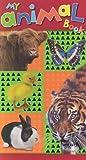 My Animal Book, Joanna Bicknell, 190505128X