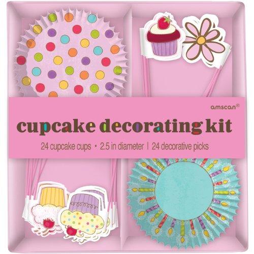 Sweet Stuff Cupcake Decorations