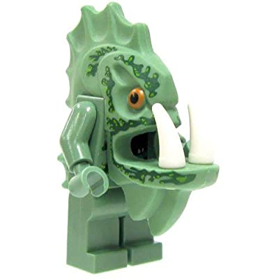 LEGO Barracuda Warrior Minifigure: Lego Atlantis: Toys & Games