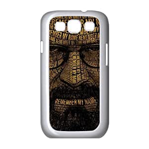 Samsung Galaxy S3 9300 Cell Phone Case White Breaking Bad WAR Rugged Equipment Cell Phone Cases