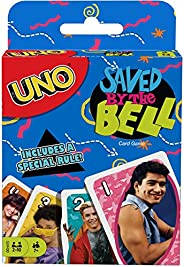 Mattel Games UNO Saved by The Bell