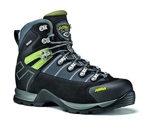 Asolo Fugitive Gtx Walking Boots Black Nero Gunmetal