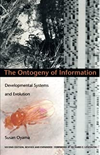 Evolution's eye : a systems view of the biology-culture divide, Susan Oyama