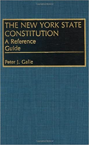 the new york state constitution galie peter j