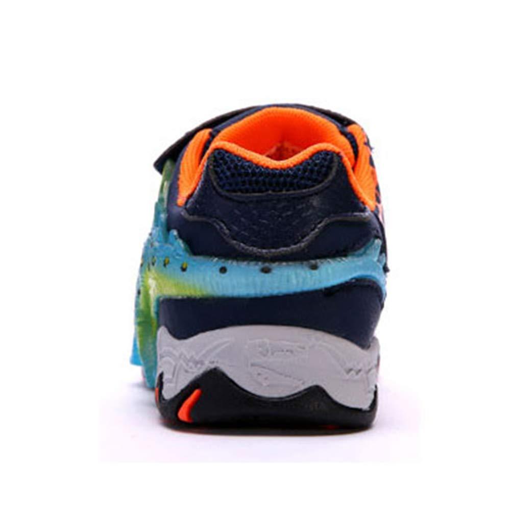 Feidaeu Enfants Garçon Chaussures Lumineux Baskets De