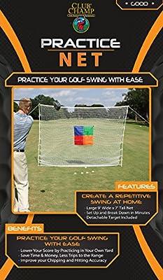 Club Champ Golf Practice New