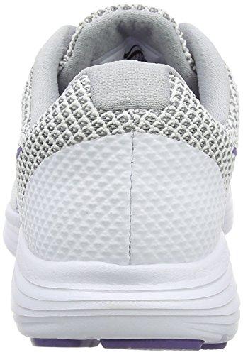 wolf Chaussures Earth Grey White Purple femme course Revolution 3 Laufschuhe Noir de Damen Nike wxS7pqAUx