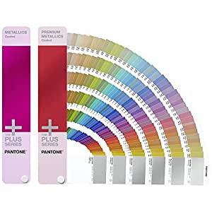 Pantone Metallic Guide - Carta de colores, multicolor