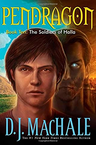 The Soldiers of Halla (Pendragon) (9 Dj Rack)