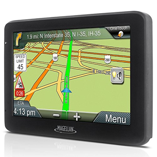 """Magellan Roadmate 5255T-LM 5"""" Touch Portable Car GPS Vehicle Navigation System (Certified Refurbished)"""