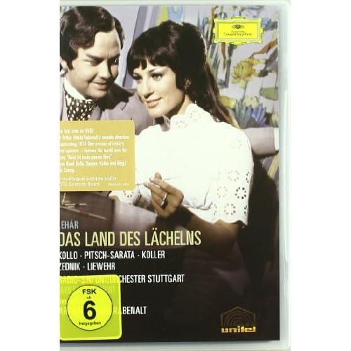 Lehar - Das Land des Lachelns / Kollo, Pitsch-Sarata, Koller, Zednik, Liewehr, Ebert, Stuttgart Opera movie