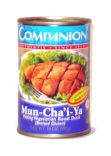 Peking Vegetarian Roast Duck (Braised Gluten)