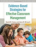 img - for Evidence-Based Strategies for Effective Classroom Management (The Guilford Practical Intervention in the Schools Series) book / textbook / text book
