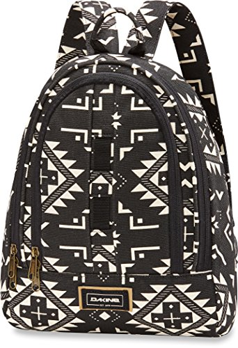 Dakine Women's Cosmo Canvas 6.5L Backpack, Silverton Onyx Canvas, One (Cosmos Black Onyx)