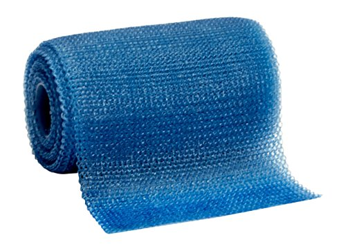 Blue Casting Tape - 3M Scotchcast 82003L Plus Casting Tape, Light Blue 3