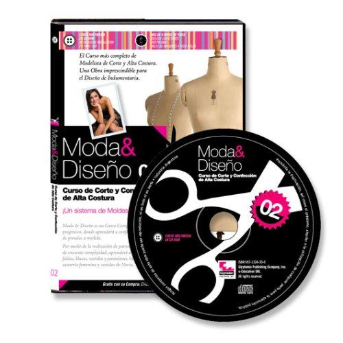 Moda y Diseno 2. Curso de Corte y Confeccion de Alta Costura (Spanish Edition): Nelida Lopez, + de 6 horas de video!, Miles de imagenes a todo color: ...