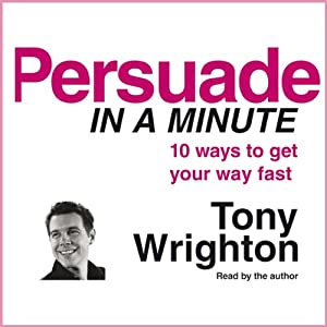 Persuade in a Minute Audiobook