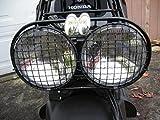 scooter Set Headlight Cover WIRE MESH Honda Ruckus Zoomer head light NPS50