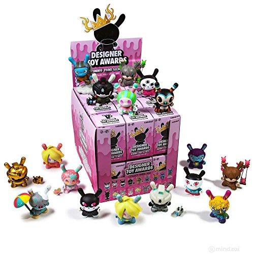 Designer Vinyl Toy Figure (One Blind Box Designer Toy Awards Dunny Vinyl Mini Figure by Kidrobot)