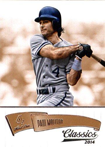 2014 Panini Classics #104 Paul Molitor Baseball Card