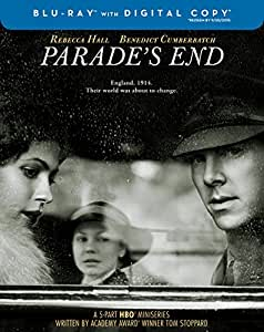Parade's End (Blu-ray + Digital Copy)