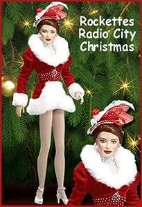 Amazon Franklin Mint Rockettes Radio City Christmas