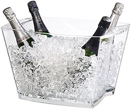 Seau//vasque à champagne Jéroboam