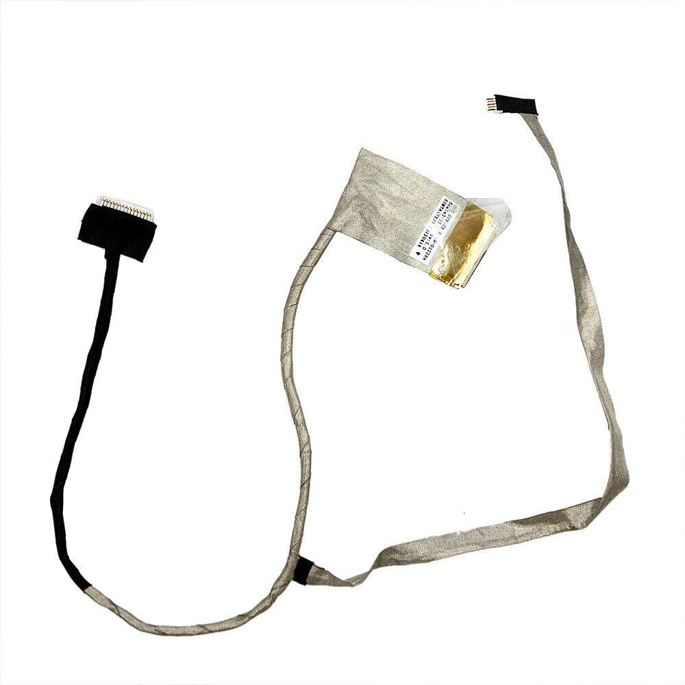 Zahara LCD LVDS Cable Video Screen Replacement for Samsung NP300E5A NP300V5A NP300V5Z NP300E5C BA39-01228A