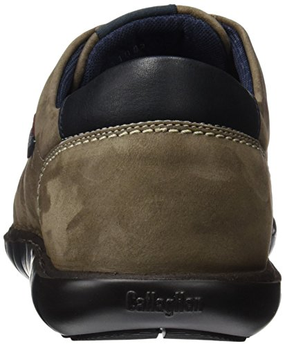 Zapatos Marrón Cordones 11002 Piedra de Hombre Callaghan PnHBvxqA5