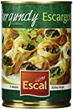 Escal French Burgundy Escargots Snails - 3 Dozen