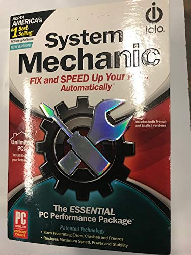 System Mechanic - Unlimited PCs (NEW version 11) by iolo
