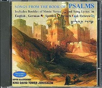 Psalms Songs sung in Hebrew leshon hakodesh CD by : Amazon