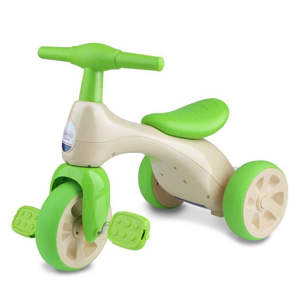 本物 18から36か月の年齢のためのフットペダルが付いている幼児の三輪車 B07PQWVCJZ/トライク B B B07PQWVCJZ, URBENE JEANS&CASUAL アーベン:0c16c343 --- senas.4x4.lt