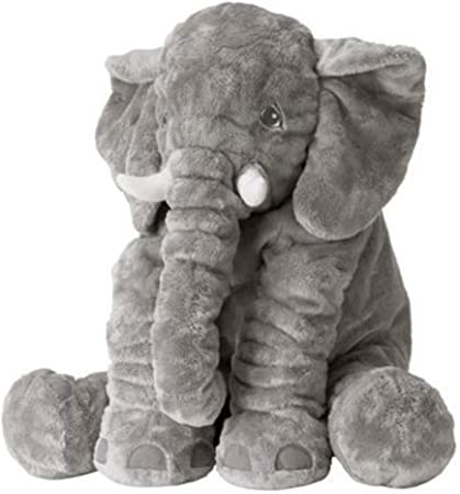Soft Elephant Baby Pillow in 2020