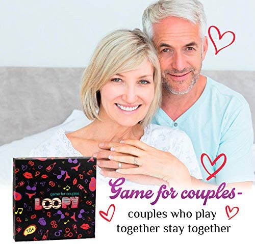 Couples Games And Gifts That Improve C Game For Couples Loopy Date Night Box
