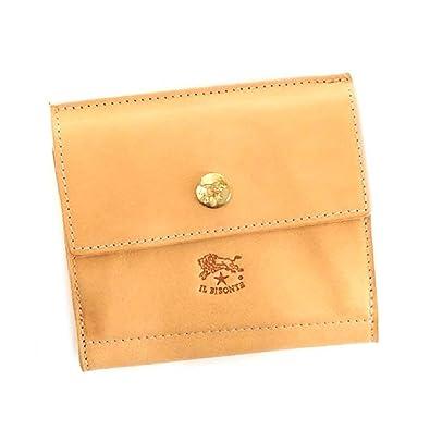 21cc67c6b3e8 IL BISONTE(イルビゾンテ) 財布 二つ折り財布 C0910 120 NATURAL アイボリー … [並行