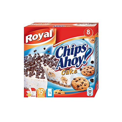 Royal Tarta Chips Ahoy - Total: 240 gr: Amazon.es: Alimentación y bebidas