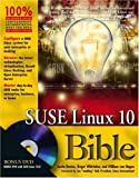 img - for SUSE Linux 10 Bible book / textbook / text book