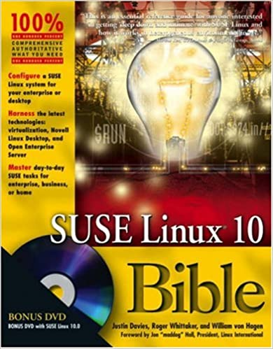 SUSE Linux 10 Bible