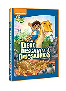 Diego: Diego Rescata A Los Dinosaurios [DVD]