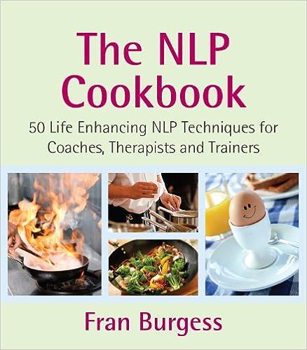 the nlp cookbook burgess fran