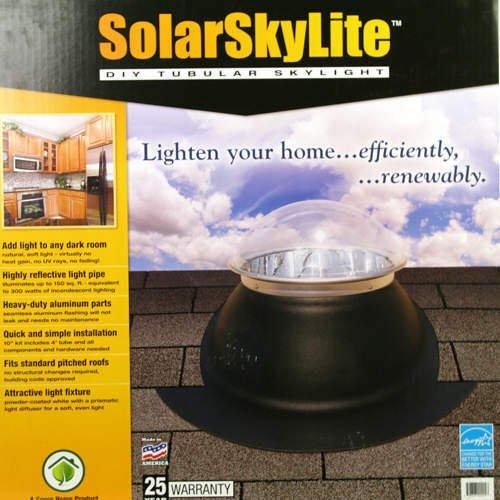 (Natural Light Energy Systems 10-Inch Tubular Skylight)