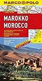 MARCO POLO Kontinentalkarte Marokko 1:800.000 (MARCO POLO Kontinental /Länderkarten)