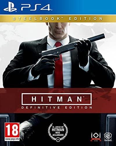 Hitman - Definitive Edition Day One