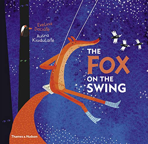 Image of The Fox on the Swing