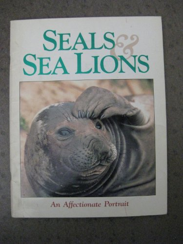 Seals and Sea Lions: An Affectionate Portrait (Close Up)