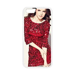 anna kendrick iPhone 6 Plus 5.5 Inch Cell Phone Case White PSOC6002625586376
