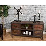 Bombay Furniture Company Best Deals - Bombay Reclaimed Media Console Table
