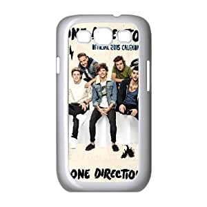 One Direction Customized 2D Phone Case for Samsung Galaxy S3 I9300 at DLLPhoneCase ( DLL481769 )